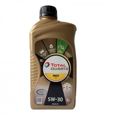 Motorový olej Total Quartz Ineo ECS 5W-30, 1L