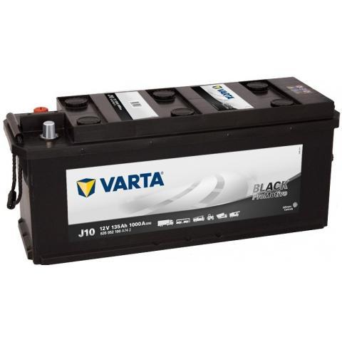 Autobateria VARTA PROMOTIVE BLACK 12V 135AH 1000A 635052100