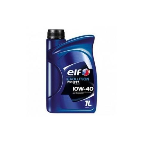 Motorový olej ELF Evolution 700 STI 10W-40 1L.