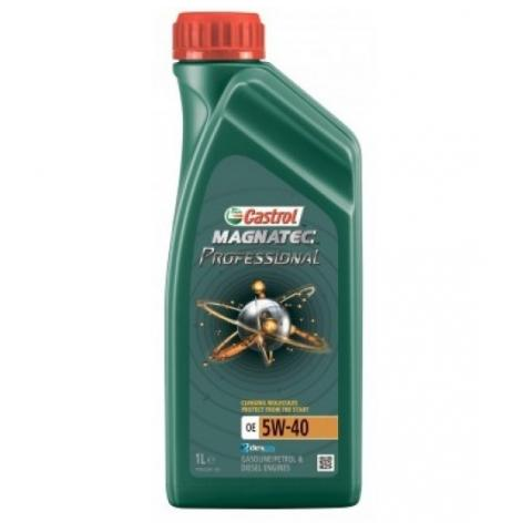Motorový olej Castrol Magnatec Professional OE 5W-40 1L.
