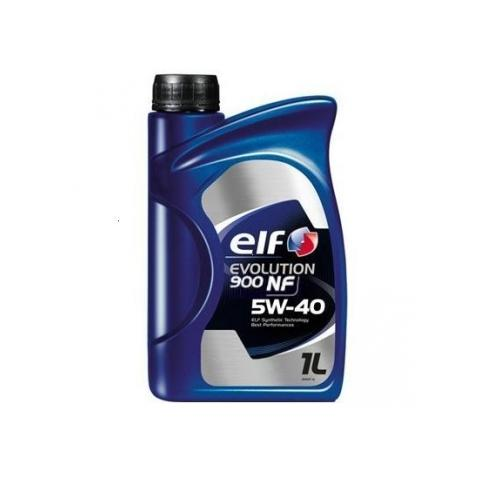 motorový olej ELF Evolution 900  NF 5W-40 1L.