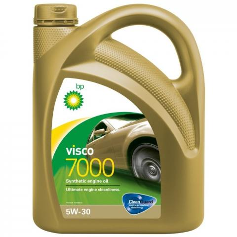 BP VISCO 7000 LL III 5W-30 4L.