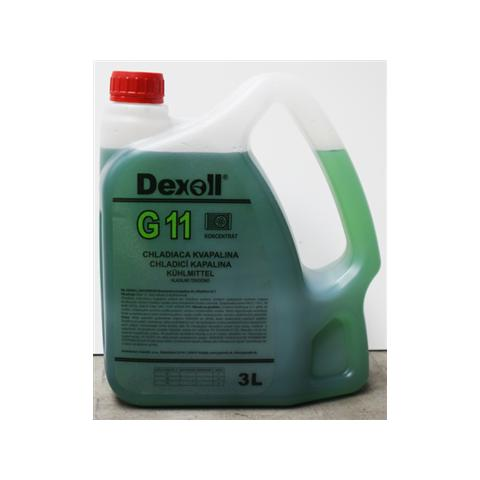 Dexoll antifreeze G11 3L.