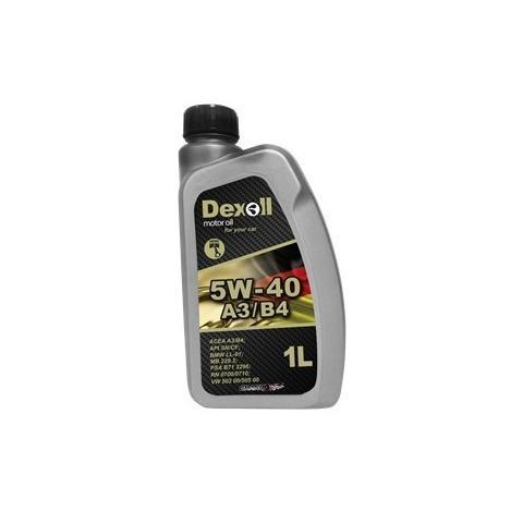 Dexoll 5W-40 A3/B4, 1L