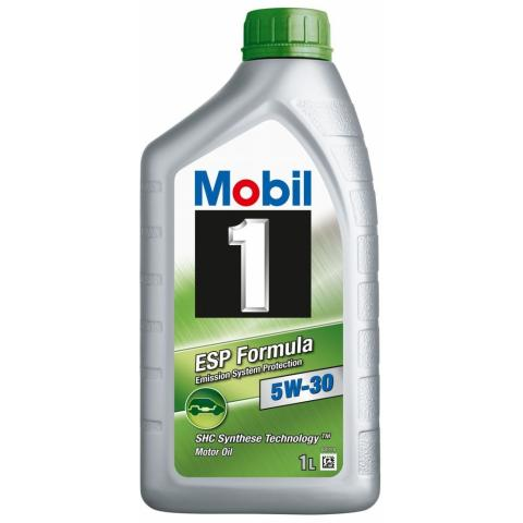 Motorový olej MOBIL 1 ESP FORMULA 5W-30 1L