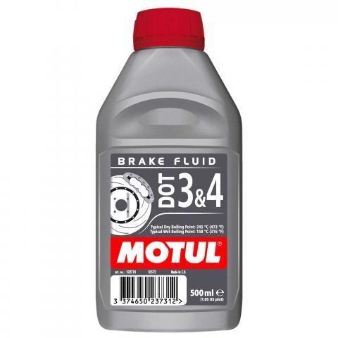 Motul Brake Fluid DOT 3&4 500 ml