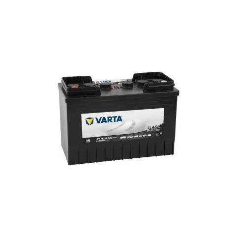 Autobatéria Varta Promotive Black 12V 110Ah 680A 610 048 068