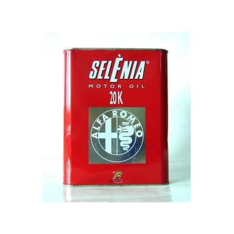 Motorový olej SELENIA 20K ALFA ROMEO 10W-40 2L