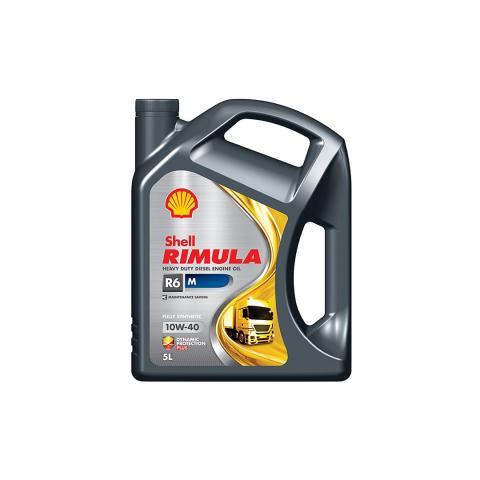 Shell Rimula R6 M 10W-40 5L.