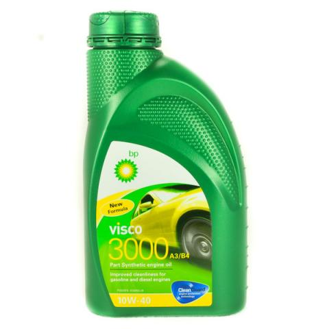 motorový olej BP Visco 3000 10W-40 1L