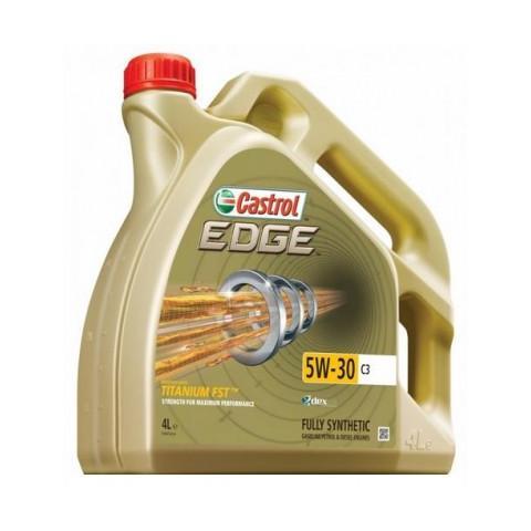Motorový olej CASTROL EDGE TITANIUM FST C3 5W-30 4L
