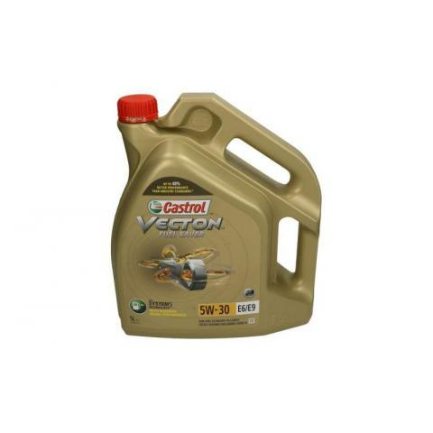 CASTROL Vecton Fuel Saver 5W-30 E6/E9 - 5
