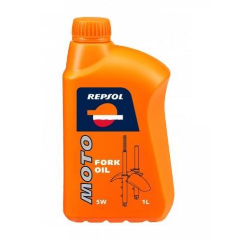 Repsol Moto Fork Oil SAE 5W 1l.