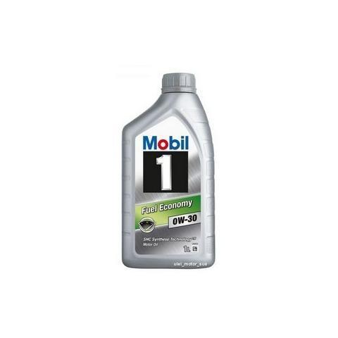 Motorový olej Mobil Fuel Economy 0W-30 1L.