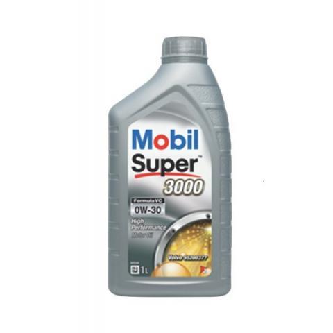 Motorový olej Mobil Super 3000 Formula VC 0W-30 1L.