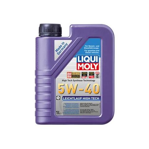 Liqui Moly 2327/3863 Motorový olej H.TECH 5W40 1L