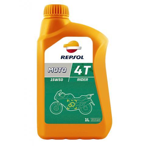 Repsol Moto Rider 4T 15W-50 1L.