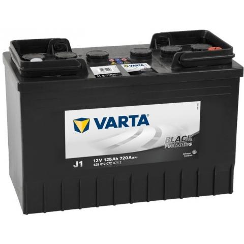 Varta Promotive Black 12V 125Ah 720A, 625 012 072