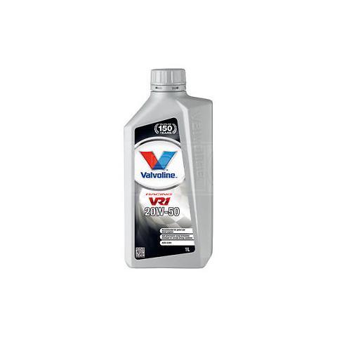 Valvoline VR1 Racing 20W-50 1l.