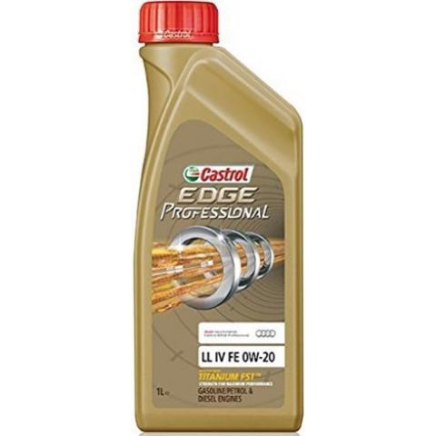 Motorový olej Castrol Edge Professional LL IV FE 0W-20 1L.