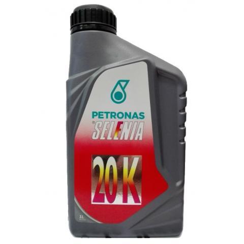 Motorový olej SELENIA 20K 10W-40 1L