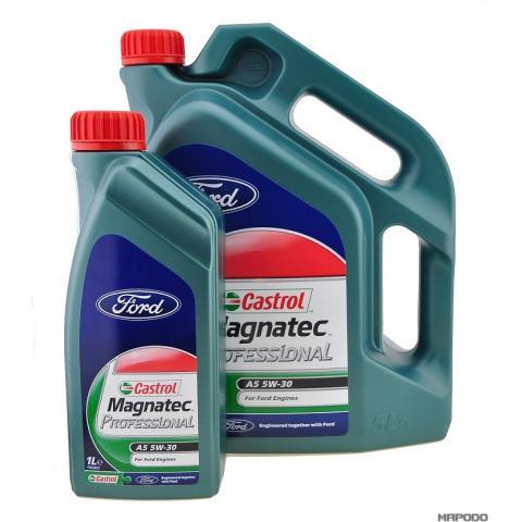 Motorový olej Castrol Magnatec Professional A5 5W-30 4L.
