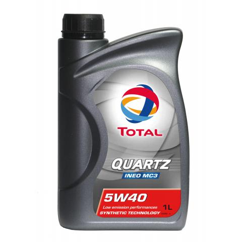 Total Quartz INEO MC3 5W-40 1 l