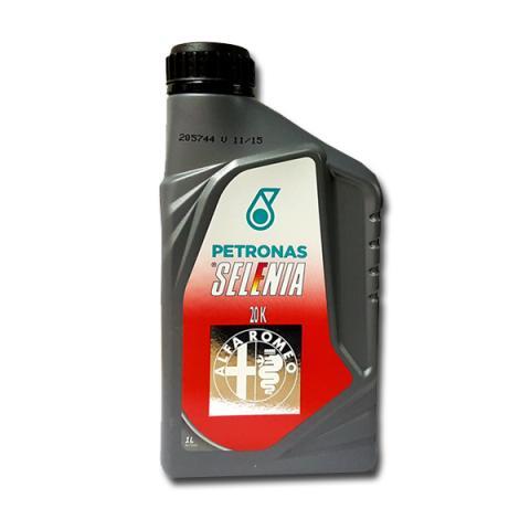 Motorový olej SELENIA 20K ALFA ROMEO 10W-40 1L