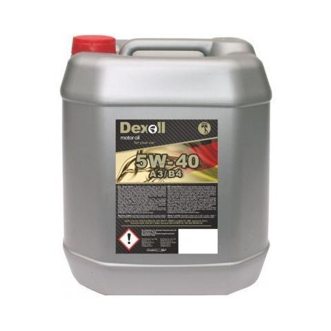 Motorový olej Dexoll 5W-40 A3/B4 20L