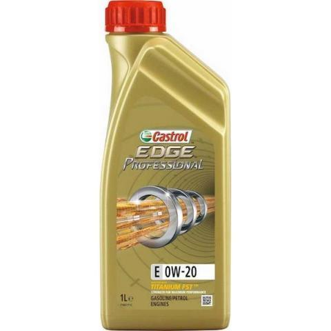Motorový olej Castrol Edge professional E 0W-20 1L.