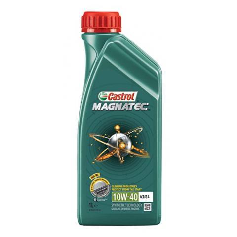 motorový olej CASTROL MAGNATEC 10W-40 A3/B4 1L.