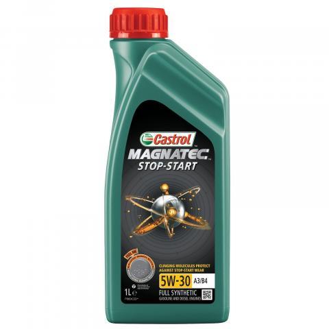 Motorový olej Castrol Magnatec Start Stop 5W-30 A3/B4 1L.