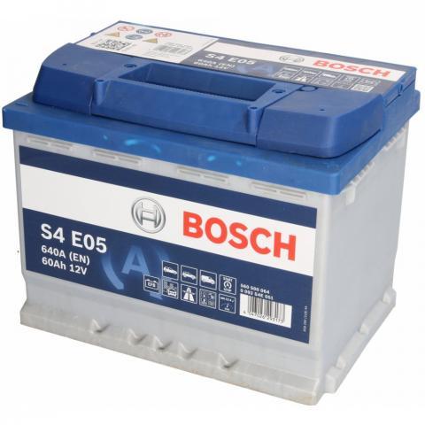 Bosch S4 12V 60Ah 560A 0 092 S4E 051