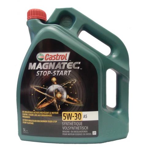 Motorový olej Castrol Magnatec Start Stop 5W-30 A5 5L.