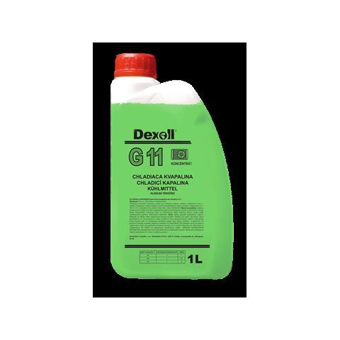 Dexoll antifreeze G11 1L.