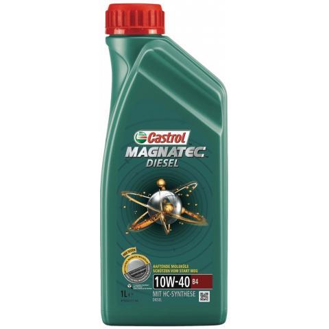 Motorový olej CASTROL MAGNATEC  DIESEL B4 10W-40 1L