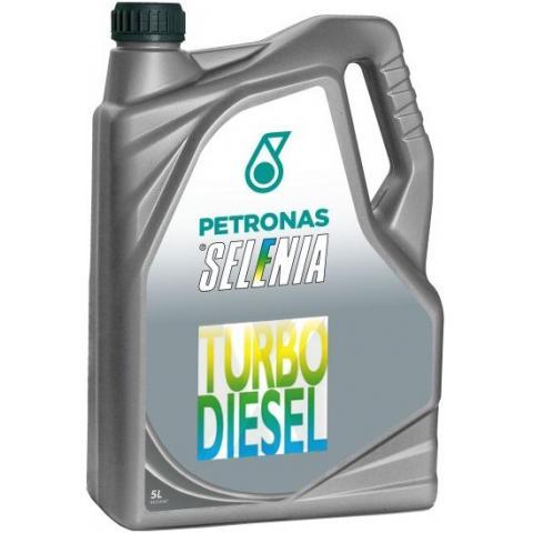 Motorový olej SELENIA TURBO DIESEL 10W-40 5L.