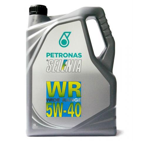 Motorový olej SELENIA WR 5W-40 5L.