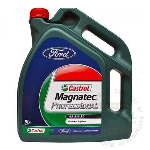 Motorový olej Castrol Magnatec Professional A5 5W-30 5L.