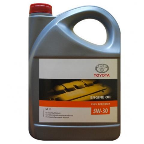 Motorový olej Toyota Fuel Economy 5W-30 5L