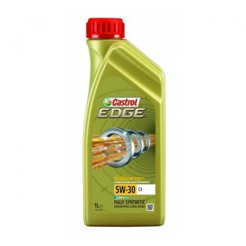Motorový olej CASTROL EDGE TITANIUM FST C3 5W-30 1L