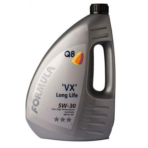 Q8 Formula VX-Long 5W-30 4L