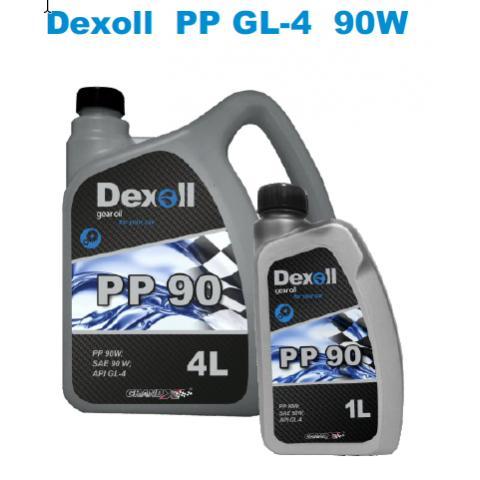 Prevodový olej Dexoll PP GL-4 90W 4L
