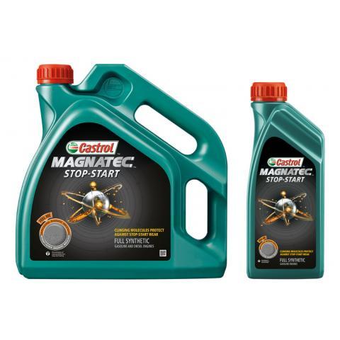 Motorový olej Castrol Magnatec Start Stop A3/B4 5W-30 5L.