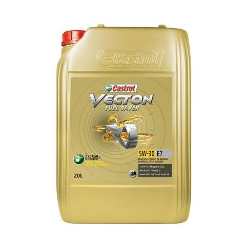 Castrol Vecton Fuel Saver E7 5W-30 20L.