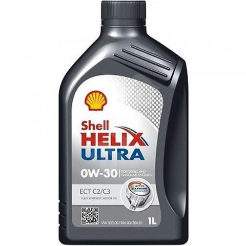 Motorový olej SHELL Helix Ultra ECT C2/C3 0W-30 1L.