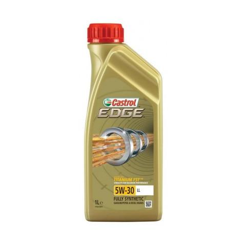 Motorový olej CASTROL EDGE TITANIUM FST 5W-30 LL 1L.