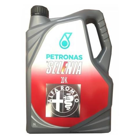 Motorový olej SELENIA 20K ALFA ROMEO 10W-40 5L.