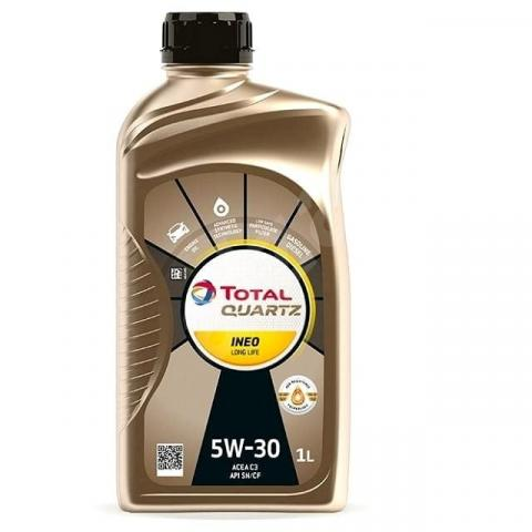 Motorový olej TOTAL Quartz INEO Long Life   5W-30 1L.