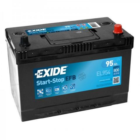 Autobateria Exide Start-Stop 95Ah EFB EL-954